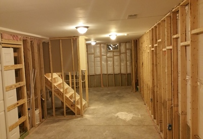 Basement Remodeling Samples