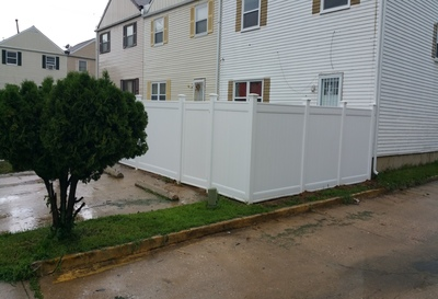 Fence Installation Samples